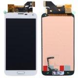 Digitador do LCD do baixo preço para o frame da galáxia S5 I9600 de Samsung