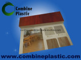 Plastica leggera ed economica dello strato rigido della gomma piuma laminato PVC