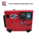 tipo silenzioso generatore diesel di 5kVA/6kVA con un motore a quattro tempi