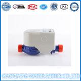 Medidor de água sem fio da leitura remota com amostragem do pulso