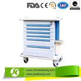 Skr032 Karretje/Kar de het Van uitstekende kwaliteit van de Geneeskunde van Meical van de Luxe van het Ziekenhuis