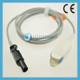 Sensor adulto do grampo SpO2 do dedo de Oxy-F4-H Ohmeda, 7pin, 3m
