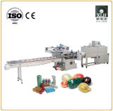 Sale caldo Heat Tunnel Automatic Wrapping Machine per Shrink Packaging