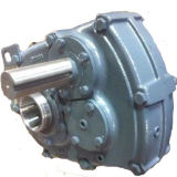 Gear Reducer TXT (SMRY) Shaft Mounted Reducer Cast Iron Using in Conveyor