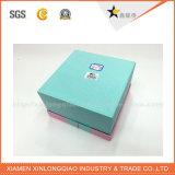 Diseño de encargo caliente de la venta al por mayor de la buena calidad de la caja de papel de regalo