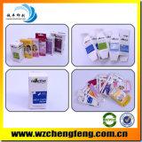 Boîte de empaquetage de papier de carte imprimée/boîte en carton pliable de nourriture