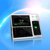 Биометрический лицевой контроль допуска с SMS, Webserver опознавания, резервная батарея (FA1-H)
