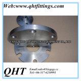 Bride d'acier inoxydable de la norme ANSI BS DIN En1092-1 JIS