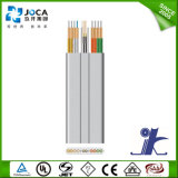 PVC de Cable 12*1.0mm Tvvb Lift Cable Cooper Special do elevador