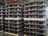 、鉄の鋳造は砂型で作る、中国の供給トラックのための箱を岩山騙す