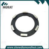 200mm Klindex 다이아몬드 돌 지면을%s 가는 반지 바퀴