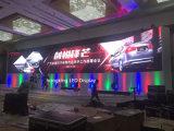 Tres años de la garantía P7.62-8 de la exploración de LED de pantalla de visualización a todo color de interior