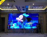 High Definition P4 Indoor Full Color LED-display (256 * 128mm)