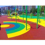 ملعب أرضية [إبدم] مطّاطة وسادة روضة أطفال ([إكسه-13140-1])