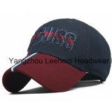 sport convenable/casquette de baseball de coton de mode de la broderie 3D