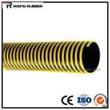 Tubulação de sução do PVC