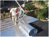 Aislante reflexivo de la espuma de XPE de la espuma de la pared incombustible reflexiva XPE del aislante