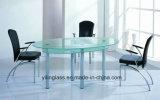 キッチン・テーブルの上のための曇らされた緩和されたガラス