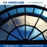 La construcción de edificios de cristal de seguridad de cerámica Spandrel con IGCC ANSI