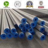 Tubo sin soldadura TP304 TP304L Tp316L Tp321 Tp347h del acero inoxidable GOST9941