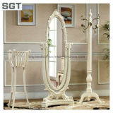 Подгонянное четкое серебряное зеркало с Polished краями