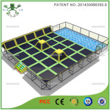 Sale (1452W)の大きいGround Trampoline Park