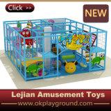 Оборудование спортивной площадки малышей коммерчески пластичное Preschool крытое (T1502-10)