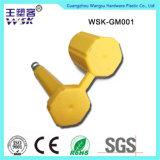 Guarnizione di plastica del bullone di Contanier dell'iniezione del commercio all'ingrosso della fabbrica del lucchetto dello Zhejiang (RFID)