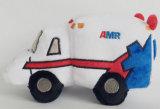 ODM het Stuk speelgoed van de Pluche van de Douane van de Ziekenwagen van de Pluche van de Douane