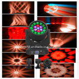 19*12W LED Big Bee Eye Beam Moving Head Kaleidoscope Light