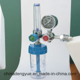 Iso Medical Oxygen Regulator del CE con Flowmeter