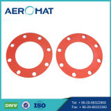 Commerci all'ingrosso Hot Air Aging Rubber O-Ring/Rubber Gasket Made in Aeromat