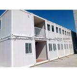 Diseño prefabricado moderno de la casa del envase de la asamblea rápida y fácil