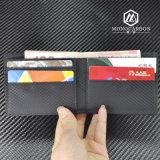 Бумажник Folio краткости волокна углерода высокого качества самый лучший продавая