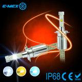 세륨 RoHS IP68 좋은 가벼운 패턴 LED 헤드라이트