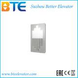 [س] غير مسنّن [فّفف] بطاقة مسافر مصعد
