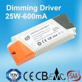 セリウムのCB SAA 25W力の公認LEDの電源