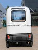Triciclo eléctrico de la cabina llena mini