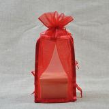 Мешок ткани сетки прямоугольный косметический