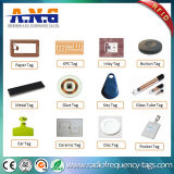 Tag da freqüência ultraelevada RFID para indústrias de varejo da fabricação e do fato da forma