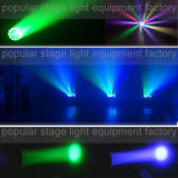 Obiettivo Rotating 19PCS *15W RGBW 4in1 LED Moving Head Light con Zoom
