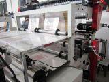 Saco de plástico automático que faz máquina o HDPE ensacar a fatura da máquina