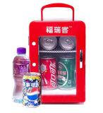 Mini refrigerador Thermoelectric DC12V, AC100-240V para refrigerar e aquecimento
