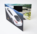 Super Thin Video Photo Book Livret vidéo publicitaire LCD