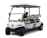 Vehículo eléctrico de la caza del panel solar, 4 asientos con la cesta