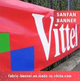 Impressão feita sob encomenda da bandeira do vinil, bandeira do engranzamento do PVC