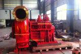 증명되는 준설 자갈 펌프 ISO9001