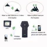 1000m Bluetooth 3.0 Bluetooth Intercom Headset pour Helmet Bt803 avec NFC Function Support Smartphone/MP3 /GPS/Music