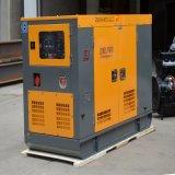 Precio diesel del generador de Weifang Ricardo GF-80 en los generadores insonoros de la India 80kw 100kVA