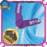 Medalla del deporte del metal para la medalla del maratón